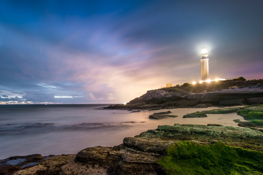 Faro Trafalgar Lighthouse