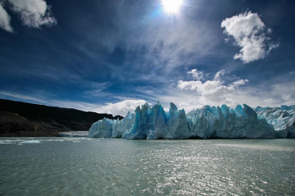 Gray Lake Glacier