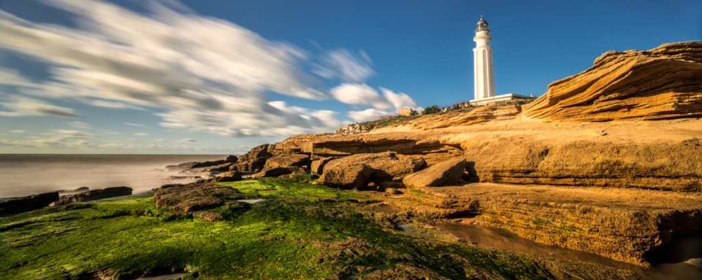 Faro Trafalgar Lighthouse Day