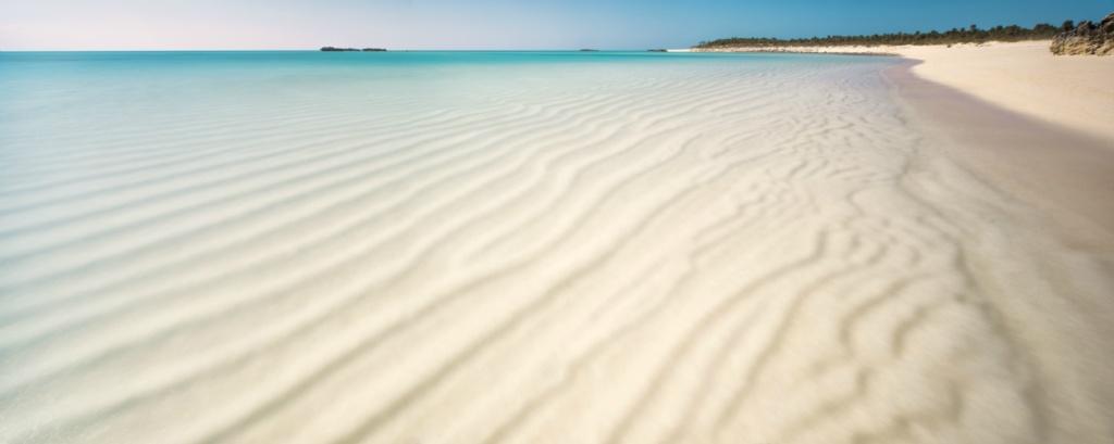 Hawksbill Cay Ripples