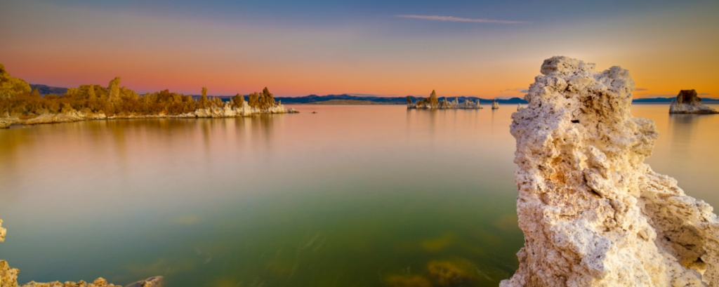 Mono Lake Colors