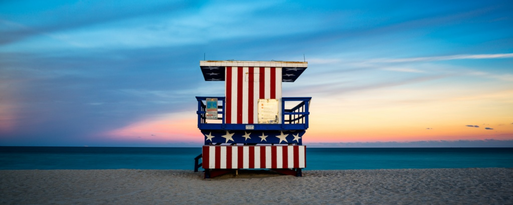 South Beach Lifeguard Tower